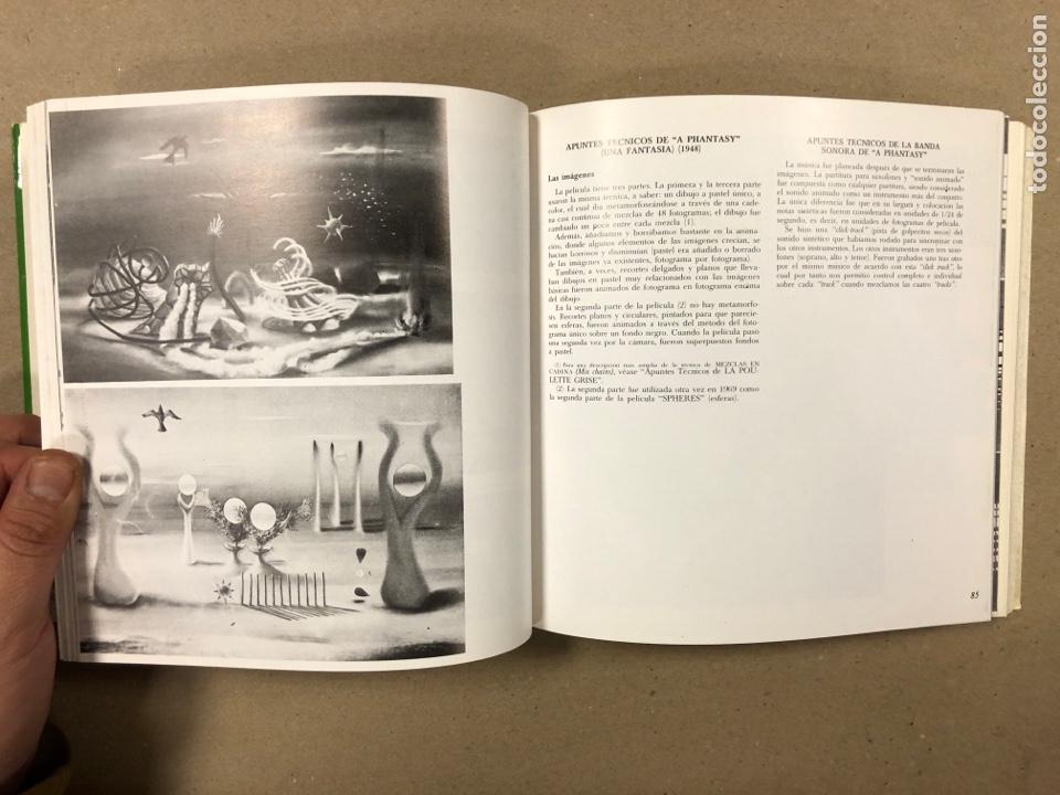 Libros de segunda mano: NORMAN MCLAREN OBRA COMPLETA (1932-1935). JOSÉ J. BAKEDANO. EDITA MUSEO DE BELLAS ARTES 1987. - Foto 6 - 264443134