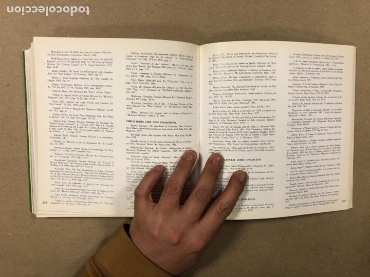 Libros de segunda mano: NORMAN MCLAREN OBRA COMPLETA (1932-1935). JOSÉ J. BAKEDANO. EDITA MUSEO DE BELLAS ARTES 1987. - Foto 10 - 264443134