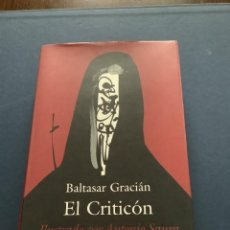 Libros de segunda mano: EL CRÍTICON DE GRACIAN. Lote 264678909