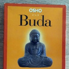 Libros de segunda mano: BUDA OSHO ( LIBRO + 53 CARTAS). Lote 264711274