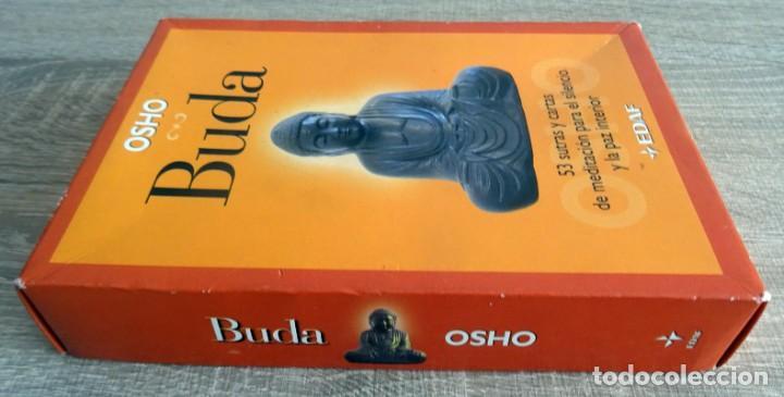 Libros de segunda mano: BUDA OSHO ( LIBRO + 53 CARTAS) - Foto 3 - 264711274