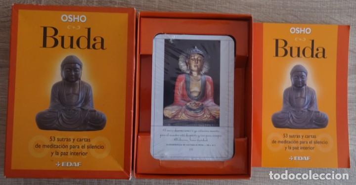 Libros de segunda mano: BUDA OSHO ( LIBRO + 53 CARTAS) - Foto 4 - 264711274