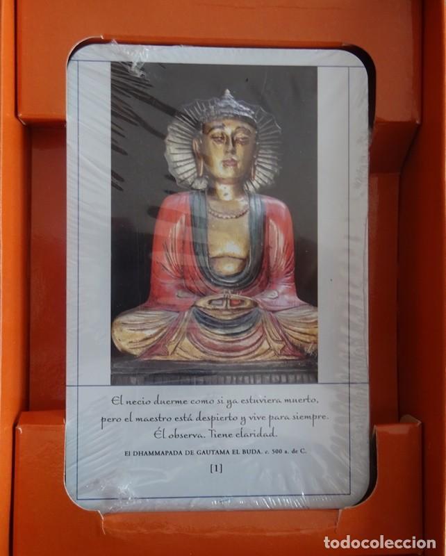 Libros de segunda mano: BUDA OSHO ( LIBRO + 53 CARTAS) - Foto 5 - 264711274