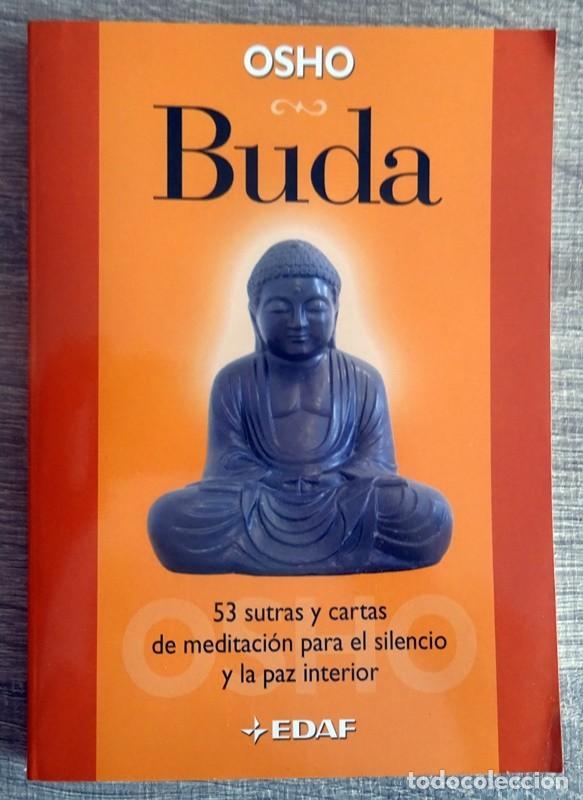 Libros de segunda mano: BUDA OSHO ( LIBRO + 53 CARTAS) - Foto 6 - 264711274