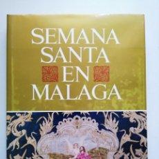Libros de segunda mano: PATRIMONIO ARTÍSTICO DE LAS COFRADÍAS MALAGUEÑAS. Lote 265110524