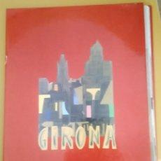 Libros de segunda mano: CATEDRAL GIRONA DESPLEGABLE. Lote 265324279