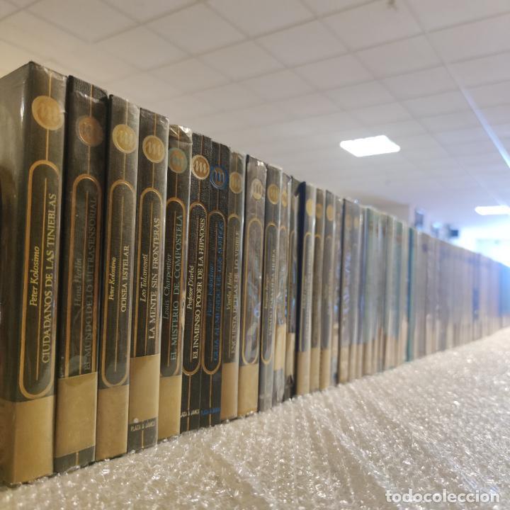 Libros de segunda mano: Colección Otros mundos. 90 tomos. Esoterismo, Astrología, Misterio, Alquimia, enigmas, como nuevos. - Foto 2 - 265338394