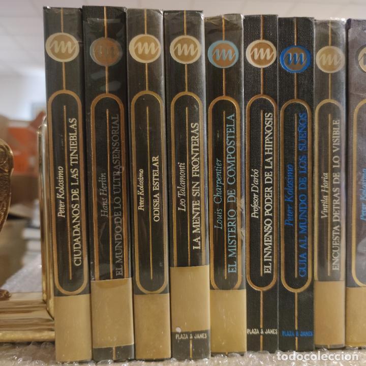 Libros de segunda mano: Colección Otros mundos. 90 tomos. Esoterismo, Astrología, Misterio, Alquimia, enigmas, como nuevos. - Foto 3 - 265338394