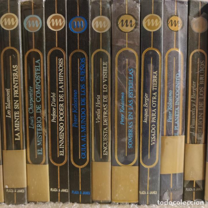 Libros de segunda mano: Colección Otros mundos. 90 tomos. Esoterismo, Astrología, Misterio, Alquimia, enigmas, como nuevos. - Foto 4 - 265338394