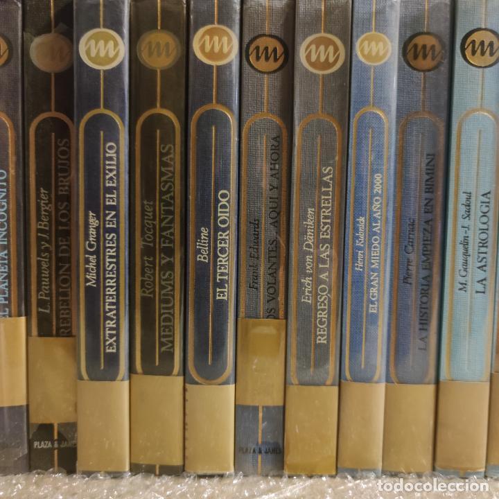 Libros de segunda mano: Colección Otros mundos. 90 tomos. Esoterismo, Astrología, Misterio, Alquimia, enigmas, como nuevos. - Foto 5 - 265338394