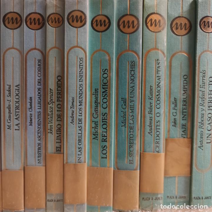 Libros de segunda mano: Colección Otros mundos. 90 tomos. Esoterismo, Astrología, Misterio, Alquimia, enigmas, como nuevos. - Foto 6 - 265338394