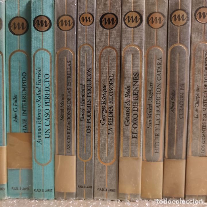 Libros de segunda mano: Colección Otros mundos. 90 tomos. Esoterismo, Astrología, Misterio, Alquimia, enigmas, como nuevos. - Foto 7 - 265338394