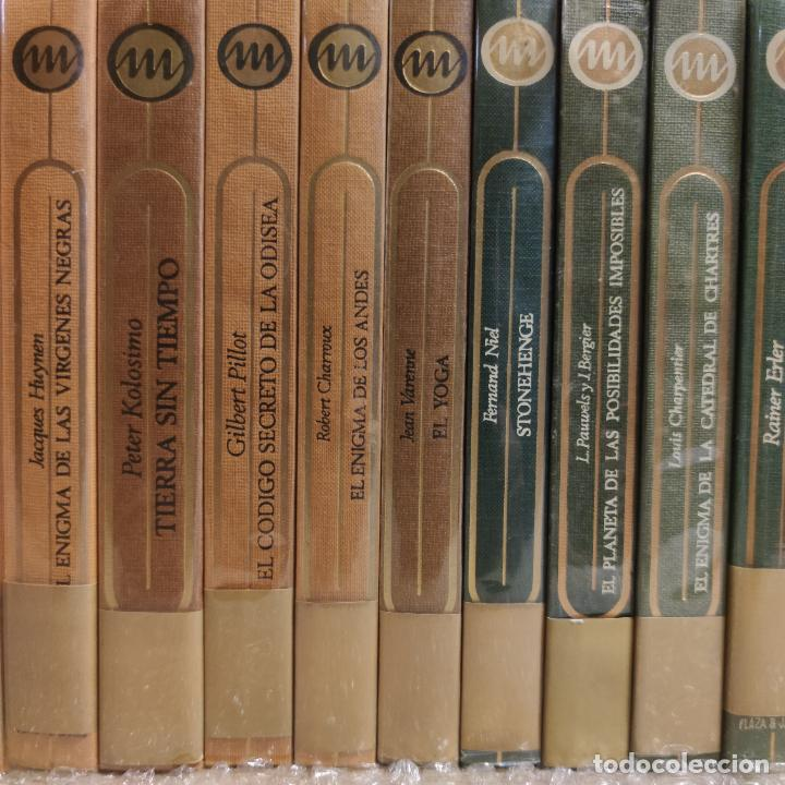 Libros de segunda mano: Colección Otros mundos. 90 tomos. Esoterismo, Astrología, Misterio, Alquimia, enigmas, como nuevos. - Foto 12 - 265338394