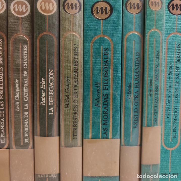 Libros de segunda mano: Colección Otros mundos. 90 tomos. Esoterismo, Astrología, Misterio, Alquimia, enigmas, como nuevos. - Foto 13 - 265338394