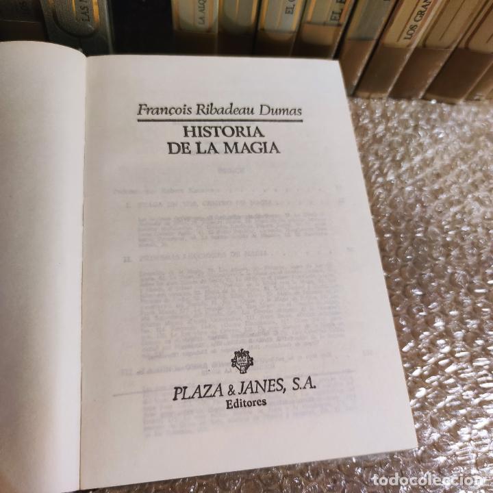 Libros de segunda mano: Colección Otros mundos. 90 tomos. Esoterismo, Astrología, Misterio, Alquimia, enigmas, como nuevos. - Foto 20 - 265338394
