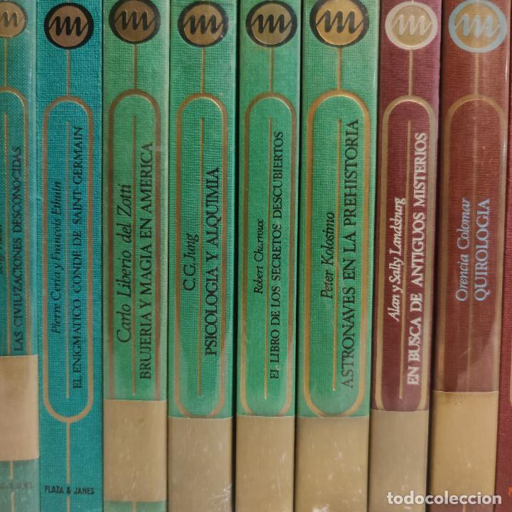 Libros de segunda mano: Colección Otros mundos. 90 tomos. Esoterismo, Astrología, Misterio, Alquimia, enigmas, como nuevos. - Foto 14 - 265338394