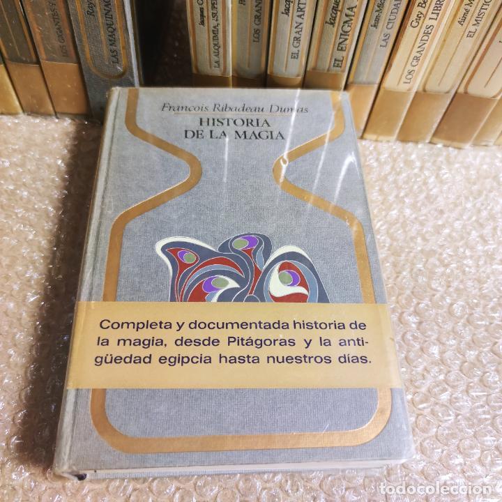 Libros de segunda mano: Colección Otros mundos. 90 tomos. Esoterismo, Astrología, Misterio, Alquimia, enigmas, como nuevos. - Foto 18 - 265338394