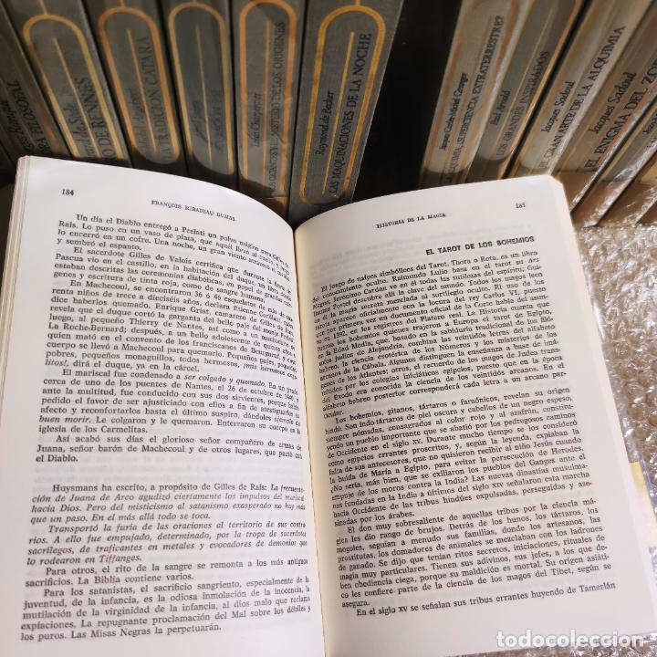 Libros de segunda mano: Colección Otros mundos. 90 tomos. Esoterismo, Astrología, Misterio, Alquimia, enigmas, como nuevos. - Foto 22 - 265338394