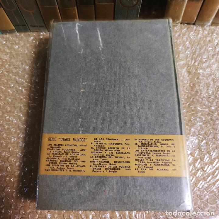 Libros de segunda mano: Colección Otros mundos. 90 tomos. Esoterismo, Astrología, Misterio, Alquimia, enigmas, como nuevos. - Foto 24 - 265338394