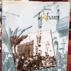 Libros de segunda mano: BADALONA - RECULL GRAFIC 1888 - 1965 - NÚRIA SADURNÍ I PUIGBÒ HISTORIA GRAFICA ISBN: 978-84-95550-8. Lote 265530304