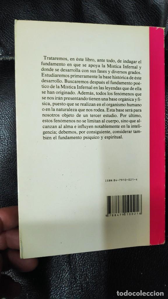 Libros de segunda mano: MISTICA DIABOLICA ( GORRES ) EDITADO POR HUMANITAS EN 1990 - Foto 3 - 266059073
