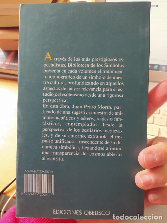 Libros de segunda mano: Los Peces y Las Aves Morin, Biblioteca símbolos. Juan Pedro Publicado por Ediciones Obelisco, 1991 - Foto 2 - 266070103