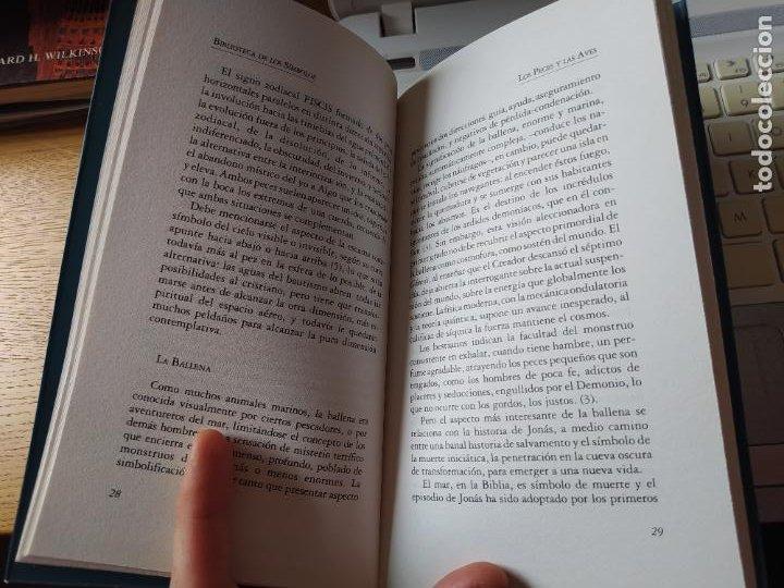Libros de segunda mano: Los Peces y Las Aves Morin, Biblioteca símbolos. Juan Pedro Publicado por Ediciones Obelisco, 1991 - Foto 4 - 266070103