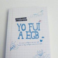 Libros de segunda mano: YO FUI A EGB (2013 DEBOLSILLO 2020) JAVIER IKAZ JORGE DIAZ 260 PAGINAS COMO NUEVO. Lote 266234528