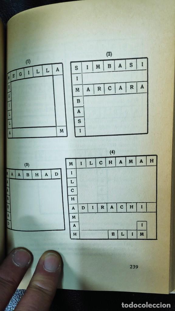 Libros de segunda mano: EL LIBRO DE LA MAGIA SAGRADA DE ABRAMELIN EL MAGO ( HUMANITAS 1983 ) - Foto 10 - 266267358