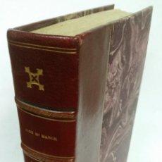 Libros de segunda mano: 1943 - MARCH - EL COMENDADOR MAYOR DE CASTILLA DON LUIS DE REQUESÉNS EN EL GOBIERNO DE MILÁN, 1571. Lote 266278283