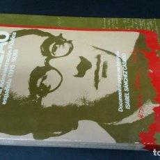Libros de segunda mano: 1984 - ALFONSO RODRÍGUEZ CASTELAO, 24 AÑOS EN LA ADMINISTRACIÓN PÚBLICA ESPAÑOLA (1915-1939). Lote 266308458