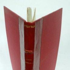 Libros de segunda mano: 1944 - JOSÉ MARÍA MARCH - LA BATALLA DE LEPANTO Y DON LUIS DE REQUESÉNS. Lote 291202553