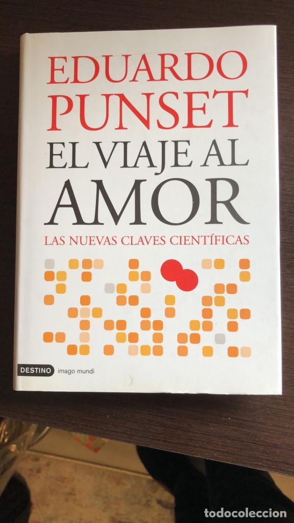 Libros de segunda mano: Pack 3 Libros Eduardo Punset - El viaje a la felicidad, al amor, al poder de la mente - Foto 3 - 266412363