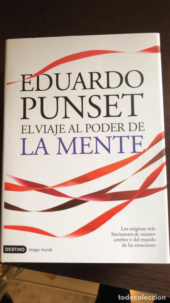 Libros de segunda mano: Pack 3 Libros Eduardo Punset - El viaje a la felicidad, al amor, al poder de la mente - Foto 5 - 266412363