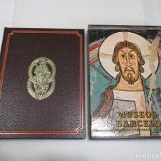 Libros de segunda mano: FEDERICO FRANCESCH MOYA MUSEOS DE BARCELONA W7295. Lote 266471308