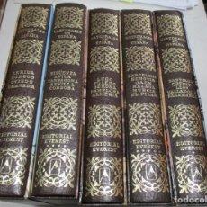 Libros de segunda mano: VV.AA CATEDRALES DE ESPAÑA (5 TOMOS) W7300. Lote 266477903