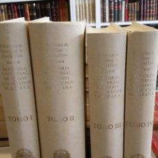 Libros de segunda mano: 1988 - GARIBAY - LOS QUARENTA LIBROS DEL COMPENDIO HISTORIAL DE LAS CHRONICAS / REYNOS DE ESPAÑA. Lote 266552523
