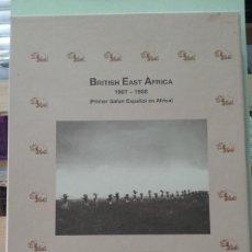 Libros de segunda mano: BRITISH EAST AFRICA 1907-1908 (PRIMER SAFARI ESPAÑOL EN ÁFRICA). MARQUES DE LA SCALA. A. MALDONADO. Lote 266853764