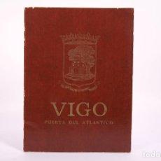 Libros de segunda mano: LIBRO - VIGO PUERTA DEL ATLÁNTICO - AÑO 1965 - IMPRESIÓN FOURNIER. Lote 267069979