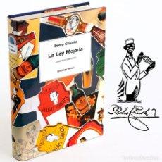 Libros de segunda mano: PEDRO CHICOTE. LA LEY MOJADA COCKTAILS COMPLETOS. SIRUELA 1987. Lote 267096684