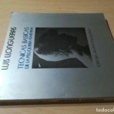 Libros de segunda mano: TECNICAS BASICAS DE LA PELUQUERIA FEMENINA / LUIS LLONGERAS / REVISTA PELUQUERIAS / AJ39. Lote 267122659