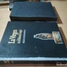 Libros de segunda mano: LA VIRGEN REINO ARAGON / IMÁGENES Y ROSTROS MEDIEVALES / DOMINGO J BUESA, JOSE ANTONIO DUCE / AJ56. Lote 267205364
