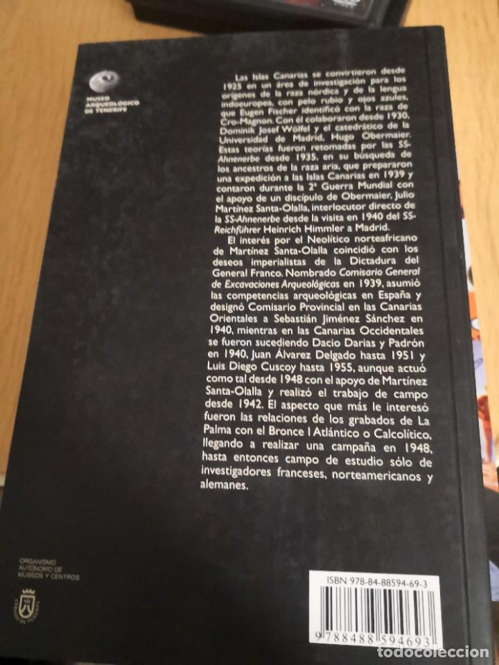 Libros de segunda mano: Libro ESCAVACIONES ARQUEOLOGÍCAS EN LAS CANARIAS OCCIDENTALES. - Cuscoy. Luis Diego, - Foto 2 - 267339009