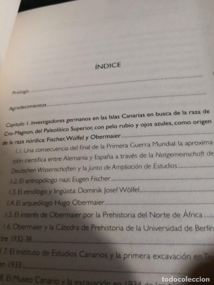 Libros de segunda mano: Libro ESCAVACIONES ARQUEOLOGÍCAS EN LAS CANARIAS OCCIDENTALES. - Cuscoy. Luis Diego, - Foto 5 - 267339009