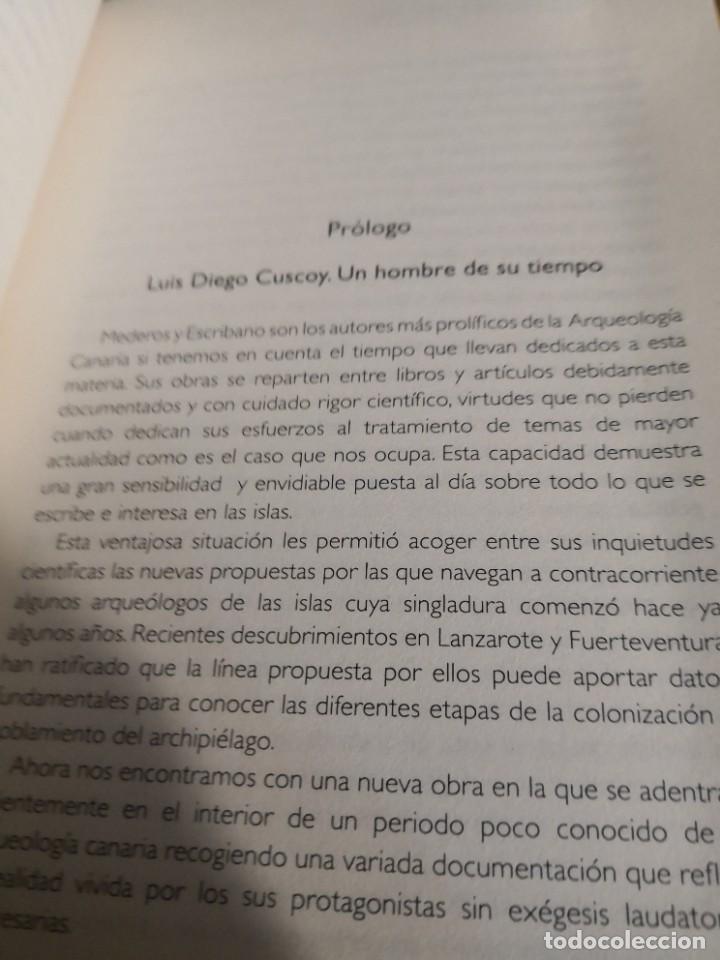 Libros de segunda mano: Libro ESCAVACIONES ARQUEOLOGÍCAS EN LAS CANARIAS OCCIDENTALES. - Cuscoy. Luis Diego, - Foto 6 - 267339009