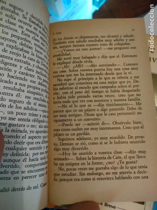 Libros de segunda mano: Lote de libros de Hermann Hesse - Foto 5 - 267424139
