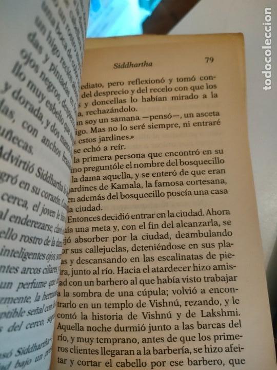 Libros de segunda mano: Lote de libros de Hermann Hesse - Foto 6 - 267424139