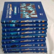 Libros de segunda mano: ENCICLOPEDIA TEMATICA DE ARAGON 9 TOMOS EL PERIODICO - A602. Lote 267642229