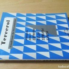 Libros de segunda mano: TERCEROL / ASOCIACION ESTUDIO SEMANA SANTA 6 DE 2001 2002 / ZARAGOZA / AI29 / ARAGON. Lote 267660594