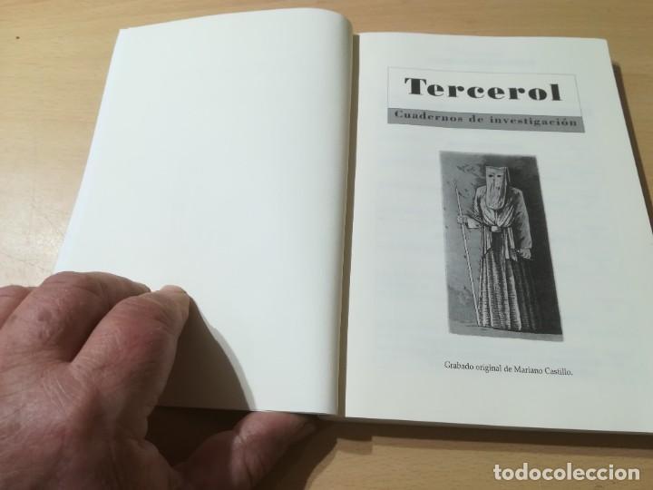 Libros de segunda mano: TERCEROL / ASOCIACION ESTUDIO SEMANA SANTA 6 DE 2001 2002 / ZARAGOZA / AI29 / ARAGON - Foto 4 - 267660594
